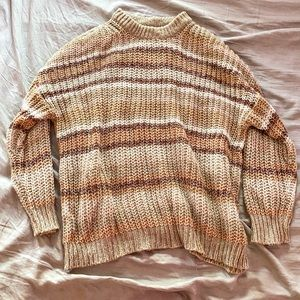 AE Knit Oversized Sweater